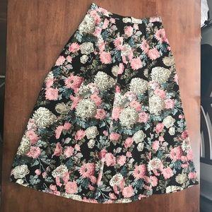 Koret Petite Floral Skirt